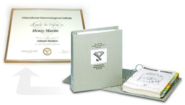 Students who take the correspondence course are also provided with the home study manual.