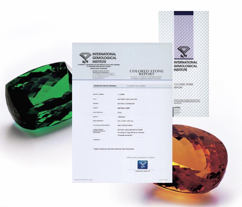 Diamond Reports